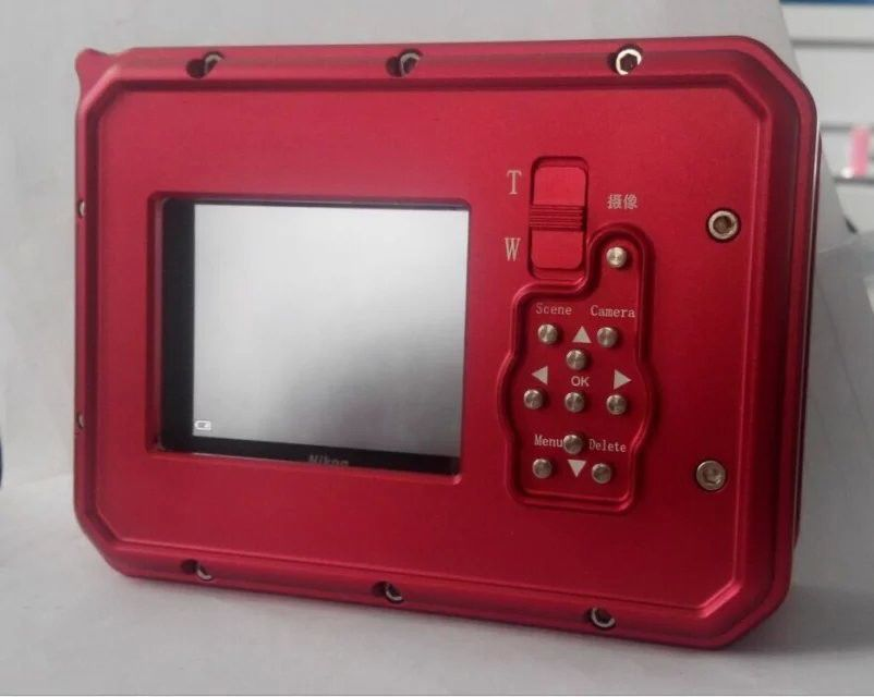 Explosion Proof Intrinsically Safe Digital Camera 19 Million Pixels