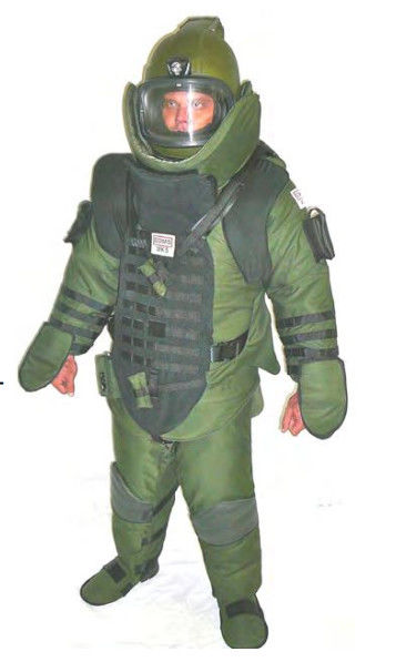 All Round Protection Bulletproof EOD Bomb Disposal Suit